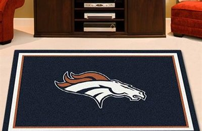 Man Cave Rugs : Nfl themed man cave rugs sports ideas